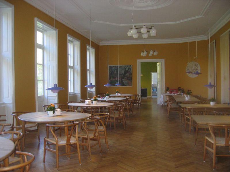 Spisesalen Krogerup Højskole